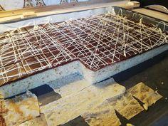 Feiner Schokobananenkuchen - lacky-bakings Webseite! Super, Baking, Website, Recipies, Bakken, Backen, Sweets, Pastries, Roast