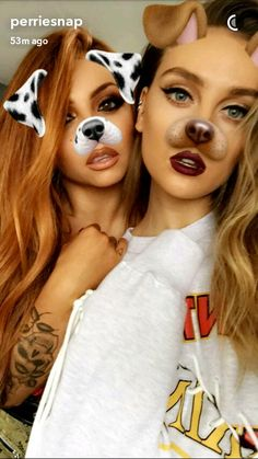 Their make-up SLAAAAAAYYYYSSSS al the time<<<IKR!!!!🙈💞<<<<<ESPECIALLY PERRIE