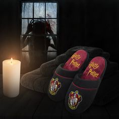 Check out our Harry Potter Slippers. All four Houses available: Slytherin, Gryffindor, Ravenclaw and Hufflepuff. All of our premium replicas are designed to recreate the ones in the Harry Potter movies Harry Potter Halloween Party, Harry Potter Movies, Scary Movies, Put On, Slippers, Night, Collection, Horror Movies, Sneaker