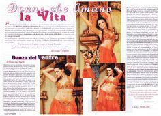 Denise Alice Style: Donne Che Amano La Vita - My article on Lux Terrae