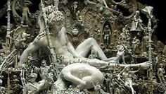 Kris Kuksi's ridiculously beautiful sculptures