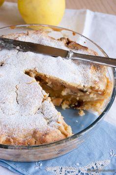 Torta di mele e noci - Apple&nuts pie