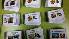 O curso pasado chegou ao centro un alumno con discapacidade auditiva que empregaba única e exclusivamente a lingua de signos para comunicars. Spanish Teacher, Teaching Spanish, Picture Exchange Communication System, Spanish Projects, Ludo, Deaf Children, Learn Another Language, Dora, Class Activities