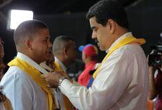 #Maduro estima que en 2017 el 100% del país contará con Barrio Adentro - El Universal (Venezuela): El Universal (Venezuela) Maduro estima…