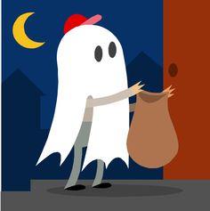 Une histoire pour encourager les élèves à faire les bons choix:  Célébrons l'Halloween!  Excellent pour l'Immersion et le Français cadre.