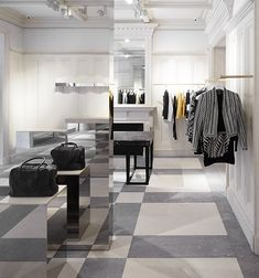 Balmain London store