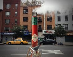 """Check out new work on my @Behance portfolio: """"Tabasco - Steam pipe"""" http://be.net/gallery/48508243/Tabasco-Steam-pipe"""