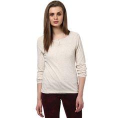Full Sleeve Knit Henley for Rs 599 #onlineshopping http://goo.gl/9S31T7