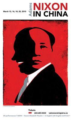 Nixon in China poster !!!