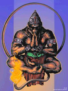 Hanuman Jayanti Greetings