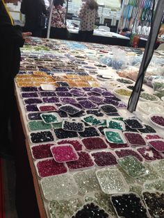 Tucson Gem and Mineral show 2014