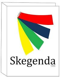 Say goodbye to your bulky, outdated 3 ring-binders… and say hello to Skegenda.
