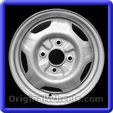 Dodge 2000GTX 1993 Wheels & Rims Hollander #65655  #Dodge #2000GTX  #Dodge2000GTX #1993  #Wheels  #Rims  #Stock  #Factory  #Original  #OEM  #OE  #Steel  #Alloy  #Used