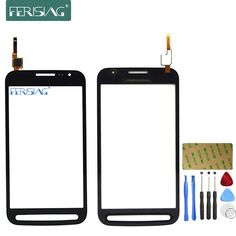 Ferising AAA Touch Screen For Samsung Galaxy Core Advance i8580 Mobile Phone Touch Panel Digitizer Replacement Glass + Tools kit #Affiliate