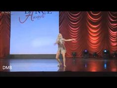 Maddie Ziegler - All Of God's Creatures (The Dance Awards) - YouTube credit dancemoms Boss. Pin by ♥Dancemoms luver♥ I wish abby had given her slower choreography that would show her control.