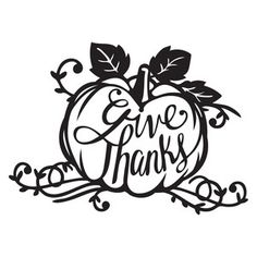 Silhouette Design Store: give thanks pumpkin patch Silhouette Design, Silhouette Cameo Projects, Vinyl Crafts, Vinyl Projects, Cricut Vinyl, Vinyl Decals, Window Clings, Cricut Creations, Vinyl Designs