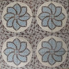 Concrete Tiles – Antique | Amalfi Tiles