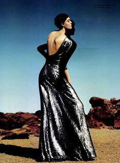 L'Ombre d'un doute- Nadja Bender wearing Marc Jacobs FW13 photographed by Txema Yeste for Numéro