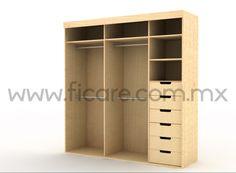 Closet infantil 1   www.ficare.com.mx