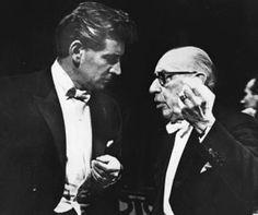 New York Philharmonic: The Russian Stravinsky: A Philharmonic Festival...Bernstein and Stravinsky