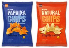 HEMA Salty Snacks on Packaging of the World - Creative Package Design Gallery