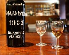 #NationalDrinkWineDay: What Wine to Drink for President's Day? I'm drinking V Sattui Madeira