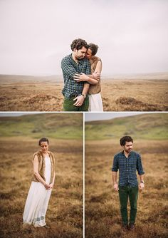 Atmospheric Engagement Shoot From Connemara In West Ireland With Images From Thierry Joubert At Pretty Days Photography 0005 Irish Beauty.
