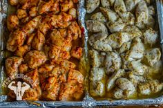 Time Saving Chicken Meal Prep | Fit Men Cook - An Idea on how to prep chicken with different flavors.