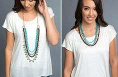 Isis Multiway Necklace