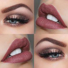 Top Le migliori 10+ immagini su Make-up per occhi chiari | trucco FO88