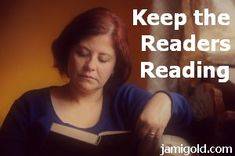 How to Make Sure Readers Don't Close the Book | Jami Gold, Paranormal Author