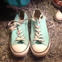 Converse Wore them a few times, just have been in my closet Converse Shoes Sneakers