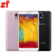 """Original Samsung Galaxy Note 3 N9005 3G RAM 16G ROM 5.7"""" Android Mobile Phone Quad Core 13MP Camera Free Shipping Price: USD 228 