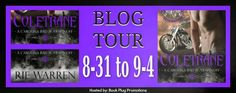 Twin Sisters Rockin' Book Reviews: Blog Tour: Coletrane by Rie Warren @RieWrites