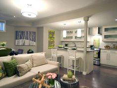 Arredo per cucina e soggiorno open space - Fotogallery Donnaclick