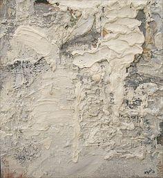 bram bogart, 1921-2012 was een abstractkunstschilder. Cezanne was een grote inspriratie voor hem. Zijn werk staat vooral bekend om zijn bijzondere kleuren. aangezien hij huisschilder was was hij heel goed in het mengen van kleuren. Vandaar dit bijzonder palet. Kan hier uren naar kijken, vanwege de kleur maar ook de structuur intrigeert mij.