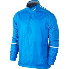 Mens Nike Windproof Half Zip Jackets Mens Golf Jackets 72ef43952