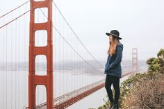 Instagram Hotspots in San Francisco | Golden Gate Bridge | Here and Air
