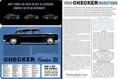 Checker Marathon 1964