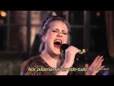 Adele Someone Like You (tradução / legendado) - YouTube