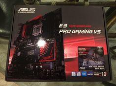 ASUS E3 PRO GAMING V5: A $140 Skylake Xeon Motherboard With Intel C232 Chipset - Phoronix