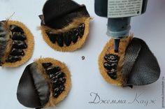Декорируем подошвы лап мишки - Ярмарка Мастеров - ручная работа, handmade