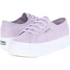 5244d29c87ac Superga 2790 Acotw (Light Purple) Women s Lace up casual Shoes (£38)