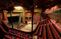 Hulme Hippodrome Theatre aka Grand Junction & Floral Hall Theatre, Manchester, UK
