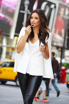 Shay Mitchell Beauty Tips - How To Get Hair Skin Like Pretty Little Liars Shay Mitchell - Seventeen