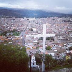 Esa cruz unió al hombre con Dios lo vil y despreciable con lo santo y agradable. #jesussaves #cajamarca #santapolonia #thankscrist