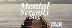 Mental Serenity Blog