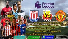 Prediksi Jitu Stoke City Vs Manchester United 21 Januari 2017
