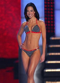 how to get a pageant body
