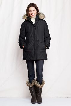 Women's Expedition Down Parka from Lands' End